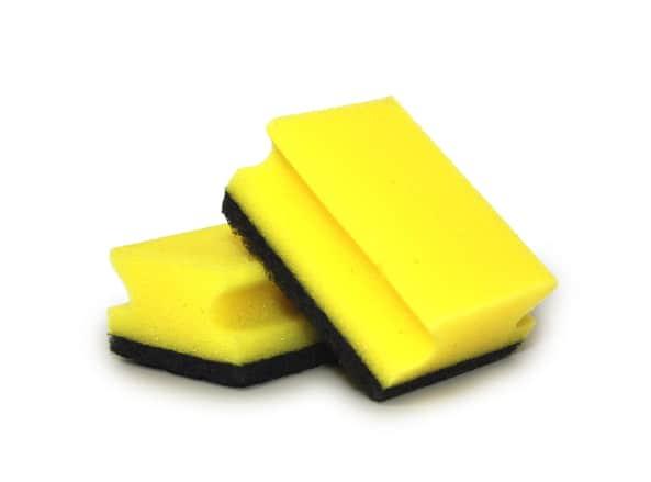 esponja limpieza