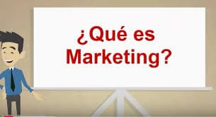 qué es marketing