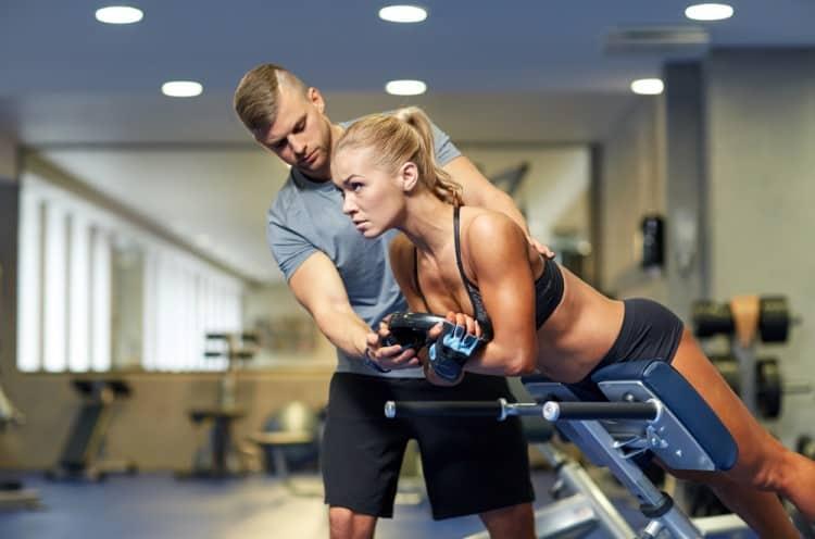 Tu personal trainer es quien te indica el camino