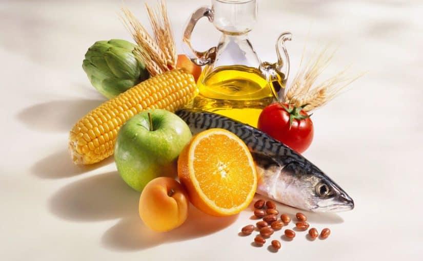 Nutrición deportiva y un correcto plan de dieta