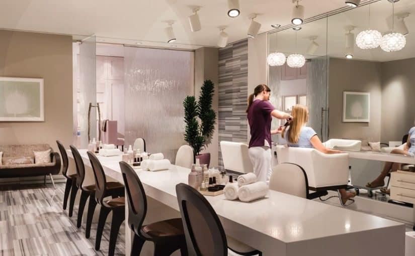 Un salón de belleza como negocio rentable