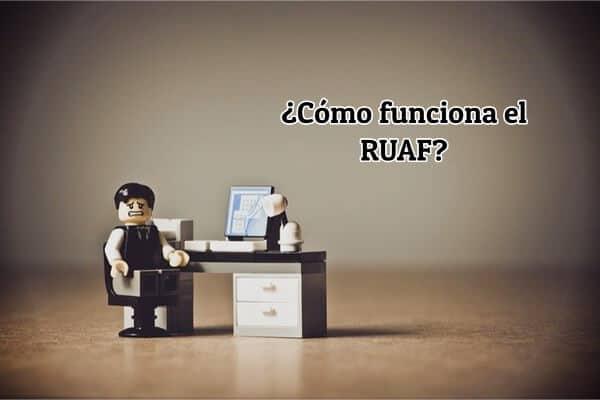 Cómo funciona el RUAF